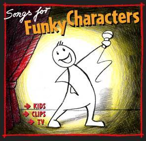 "Promo-Sampler > CD >> ""Songs for Funky Characters"""